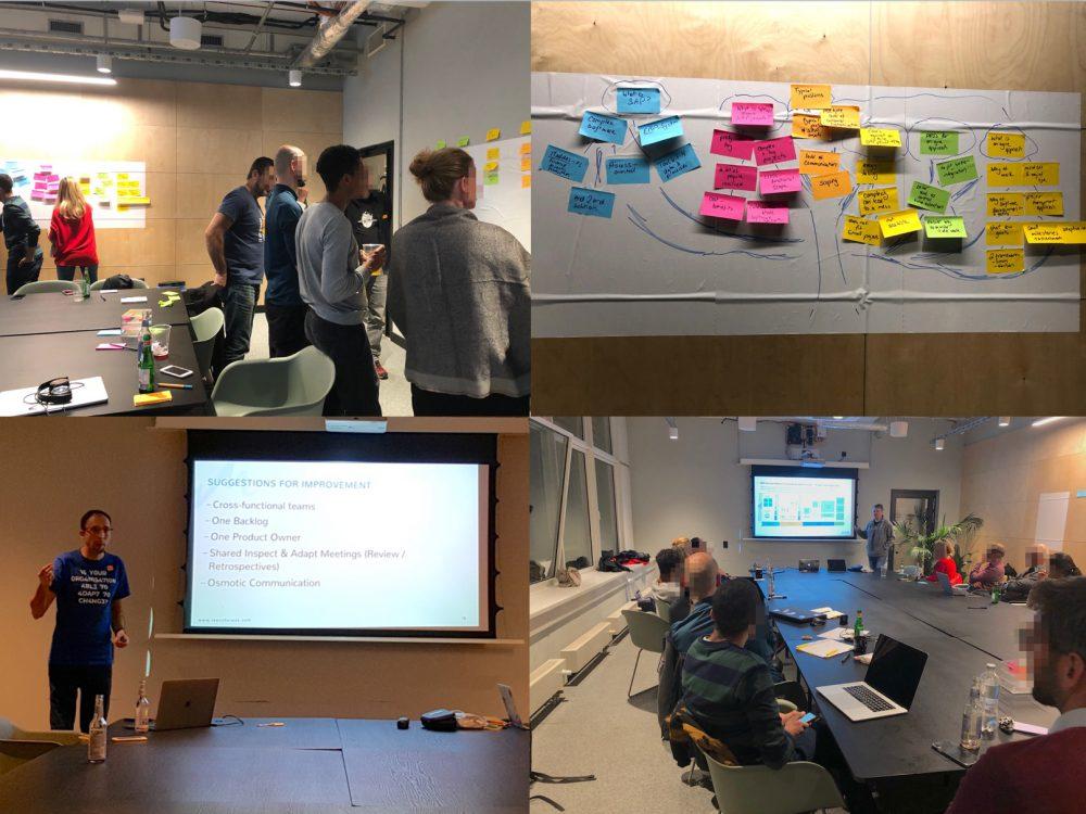 Agile SAP Meetup bei Agilon GmbH