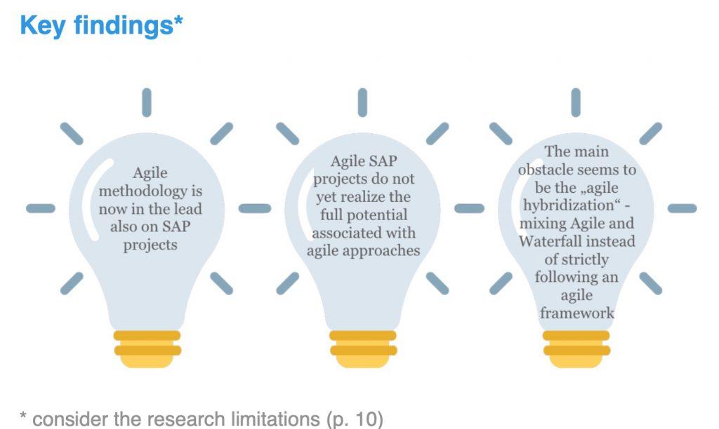 Agile SAP_Findings